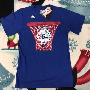 Adidas 76ers Shirt